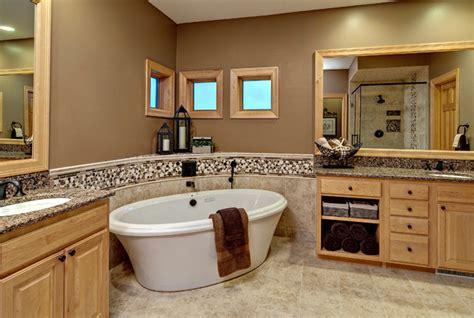 Houzz Bathroom Colors by Master Bath Contemporary Bathroom Minneapolis By