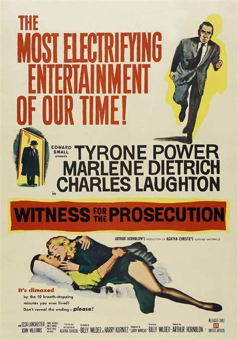 《控方证人》高清完整版-免费在线观看-电影电视剧-789电影