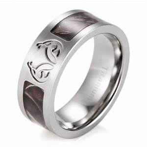 Photos Mens Camo Wedding Bands Cheap