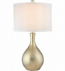 Dimond - D2940 - Soleil Gold Plate Table Lamp Lamps com