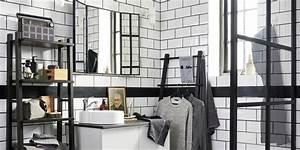 Petite Salle De Bain Design : petite salle de bain design comment l 39 am nager marie ~ Dailycaller-alerts.com Idées de Décoration