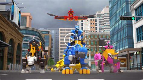 mini force super dino power samg animation screenings