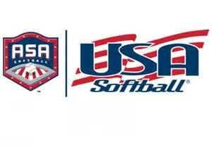 Image result for asa usa softball logo
