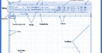 Spreadsheet Programming Learn Ms Excel 2007 Theory Complete Learning Of Computer