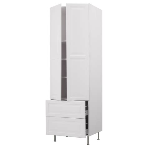 furniture awesome tall white kitchen pantry cabinet with