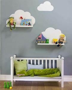 Etagere Pour Chambre : tag re murale pour chambre b b chambre id es de ~ Preciouscoupons.com Idées de Décoration