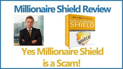 Why should i download scamshield? Millionaire Shield App is a Scam? Results Inside..