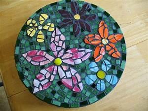 Mosaik Selber Machen : mosaiksteine in der gartengestaltung bastelideen und mehr mosaik ~ Orissabook.com Haus und Dekorationen
