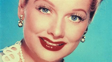 remembering lucille ball   birthday instylecom