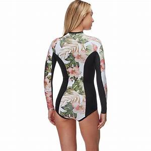 Height And Weight Chart For Women Over 40 Rip Curl G Bomb Long Sleeve Cut Spring Wetsuit