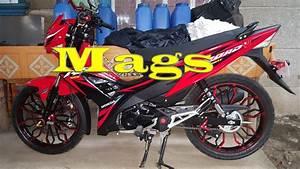 Motovlog 11   Honda Rs 125 Fi Rim To Mag Convertion