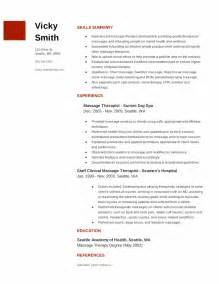 resume for therapist therapy resume the best letter sle