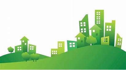 Building Illustration Sustainable Clipart Build Greener Getting