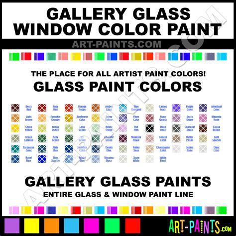 window color paint