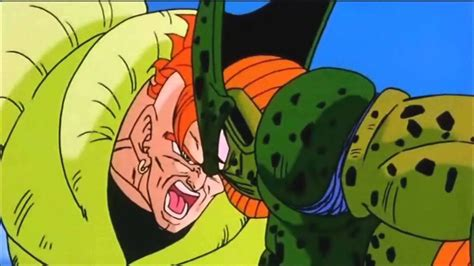 dbz android   cell indestructible youtube