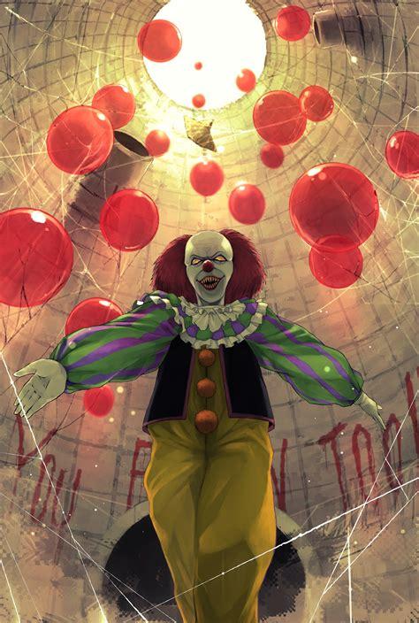 Pennywise - It (Stephen King) - Image #2700067 - Zerochan