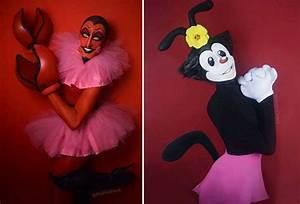 Lui Super Nana : une drag queen se transforme en personnages de cartoons dans 365daysofdrag ~ Medecine-chirurgie-esthetiques.com Avis de Voitures