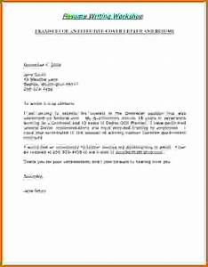 how to write cover letter for job application via email