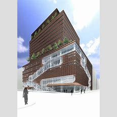 The New Building For The New School  News Archinect