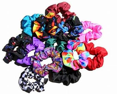 Scrunchies Hair 80s Making Could Glamour Beauty
