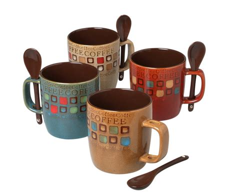 I tried adjust portion of coffee, but less i almost always grind my own. Mr. Coffee 8-Piece Cafe Americano Mug Set with Spoons $14.97 (down from $34.99)!