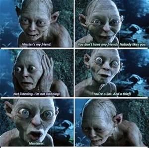 The Hobbit Gollum Quotes. QuotesGram