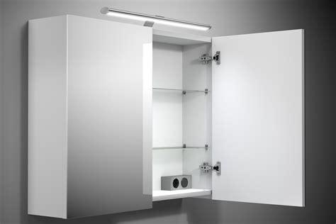 Badezimmer Spiegelschrank Lampe 60 Cm Bad11