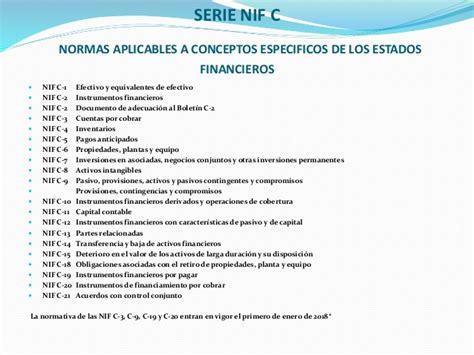 Serie Resumen by Nif Serie C