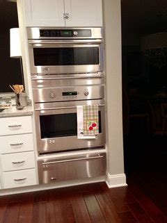 poll double  single oven