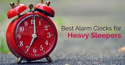 alarm clocks  heavy sleepers wisestep