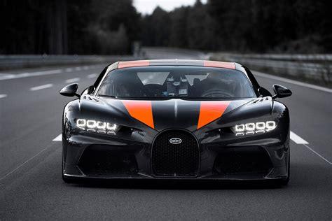 Bugatti chiron super sport 300+, bugatti centodieci, bugatti la voiture noire: Bugatti Chiron Super Sport 300 confirmed