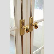 French Doors Cremone Bolts  House Ideas Pinterest