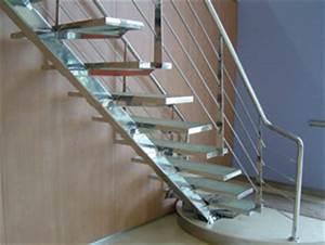 Escaleras de interior y exterior en murcia Escaleras Laravid : Trabajos en Acero
