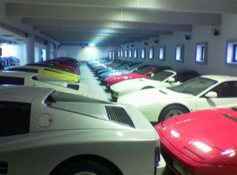sultan  bruneis car collection cars