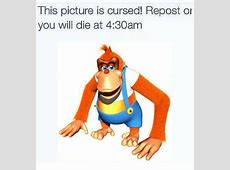 This Picture Is Cursed! Repost or You Will Die at 430am