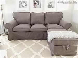 Ikea Ektorp Recamiere : crafty teacher lady review of the ikea ektorp sofa series ~ A.2002-acura-tl-radio.info Haus und Dekorationen