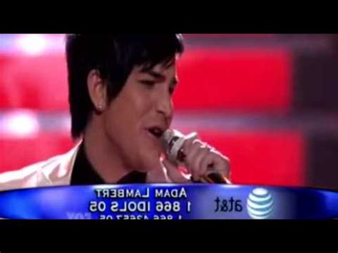 adam lambert feeling good adam lambert feeling good judges mp4 youtube