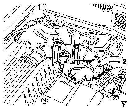 Vauxhall Workshop Manuals Vectra Engine