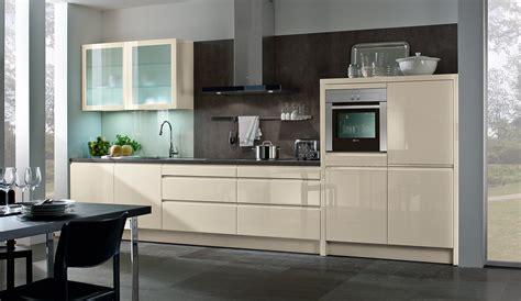 Küche Magnolie Hochglanz by Design Einbauk 252 Che Systema 4030 Magnolie Hochglanz Lack