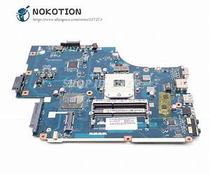 Nokotion Mbwju02001 Mb Wju02 001 For Acer Aspire 5742 5742g Laptop Motherboard New70 La 5892p