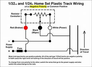 Wiring Up A Transformer To Ninco Track