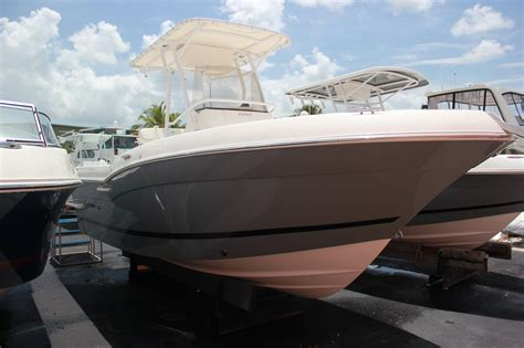 New Center Console Fishing Boats by 2015 New Striper 220 Center Console Freshwater Fishing
