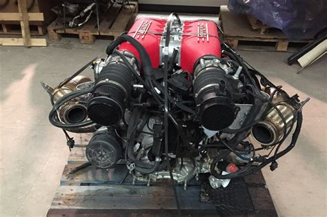458 Italia Engine by Racecarsdirect 458 Engine From A 2013