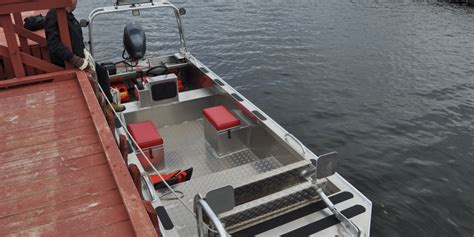 Wide Flats Boats by Wide Aluminum Flat Bottom Boats Photo