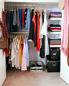 Classify The Clothes Without Cabinet Design Ideas For