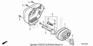 Honda Hrr216k2 Pdaa Lawn Mower  Usa  Vin  Mzcg