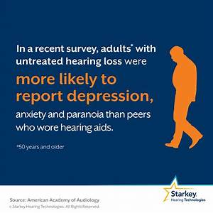 Aging Schedule Can Treating Hearing Loss Help With Depression