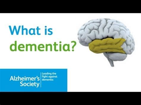 dementia alzheimers society dementia brain