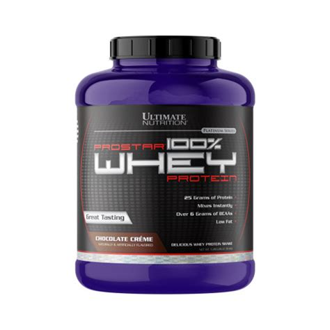ultimate nutrition whey