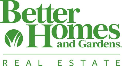 Better Homes And Gardens Dated 1970 To 1973: Better Homes And Gardens Real Estate Logo